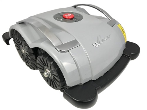 Mähroboter ohne Begrenzungskabel - Wiper ECO Robot Blitz 2.0
