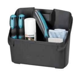 GARDENA Wartungs- und Reinigungsset Zubehörset für die Reinigung und Instandhaltung von GARDENA Mähroboter