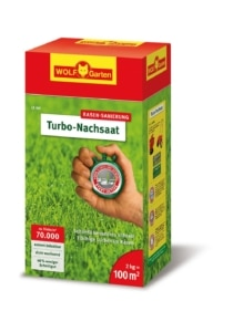 WOLF-Garten - Turbo-Nachsaat