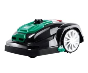 Aldi Mähroboter ähnelt Power-G Easymow 6 (Befriedigend 3,3 im Test)
