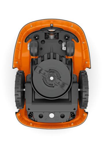 Stihl iMow RMI 422 (P PC) Unterseite