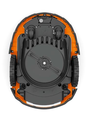 Stihl iMow RMI 632 (PC) Unterseite