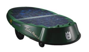 Husqvarna Solarmower - Der erste Mähroboter von 1995