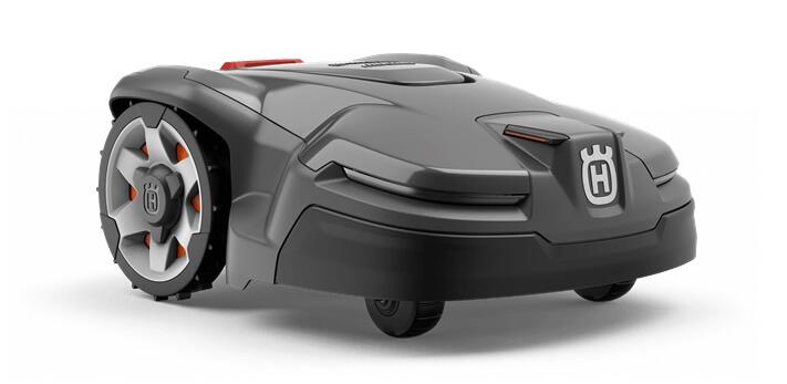 Husqvarna Automower 405X - eines von zwei neuen Husqvarna Modellen